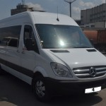 Заказ микроавтобусов в Днепропетровске