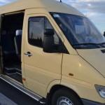 Аренда микроавтобуса Днепропетровск.