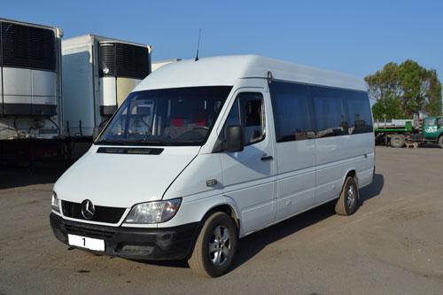 микроавтобус 1ф