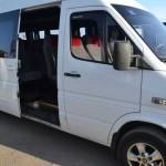 Заказ микроавтобуса Спринтер Днепропетровск