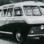 Первый советский микроавтобус