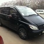 Заказ микроавтобуса Вито 1