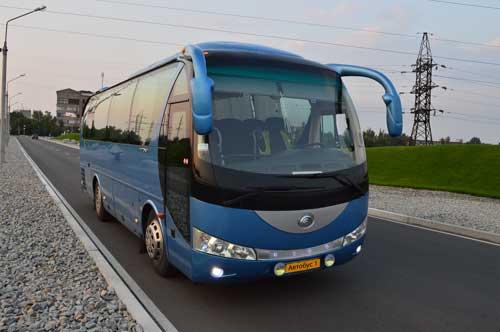 автобус 29 мест